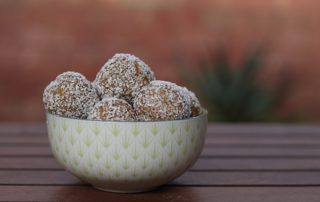 Vegan Protein Power Balls