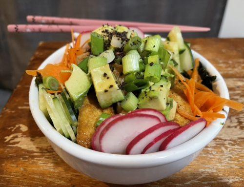 California Sushi Bowl